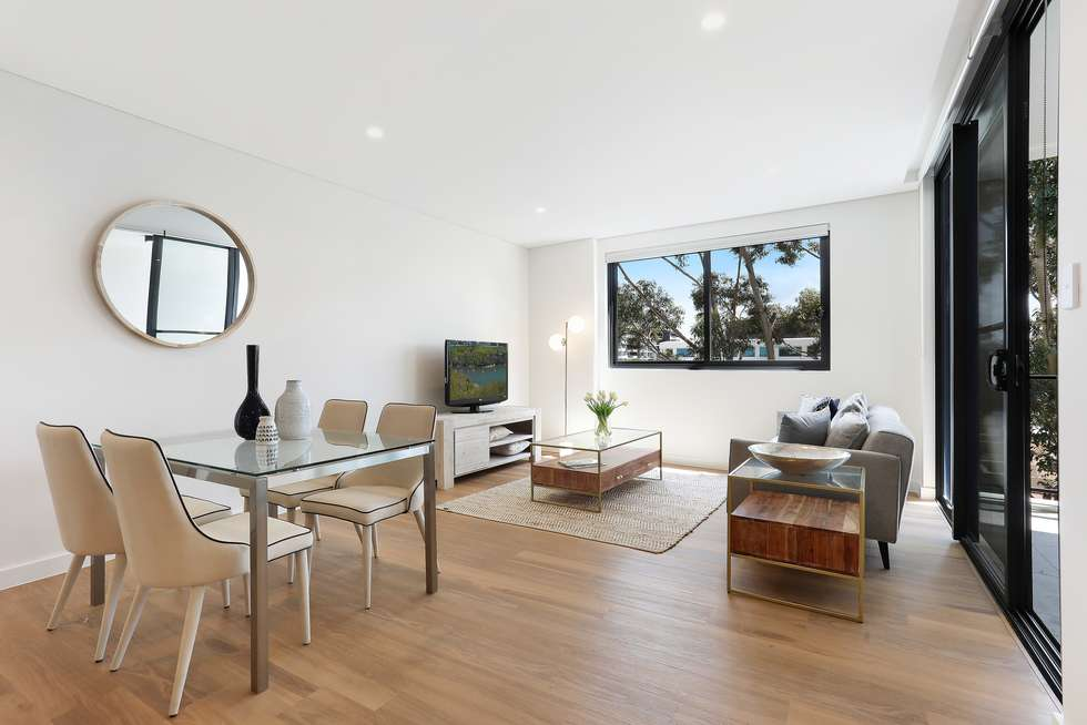 Fourth view of Homely apartment listing, 401/2 Murrell Street, Ashfield NSW 2131