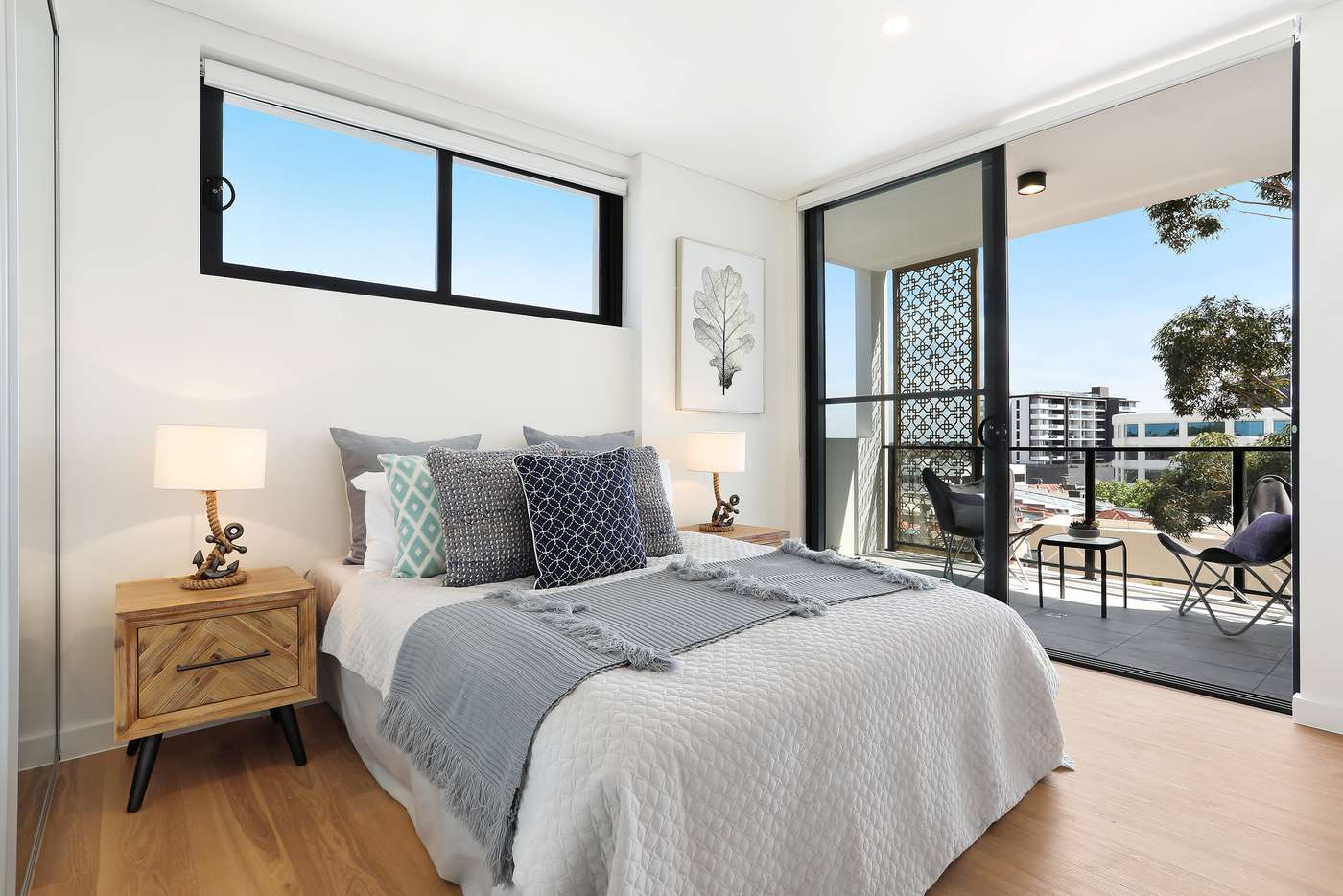 Fifth view of Homely apartment listing, 401/2 Murrell Street, Ashfield NSW 2131