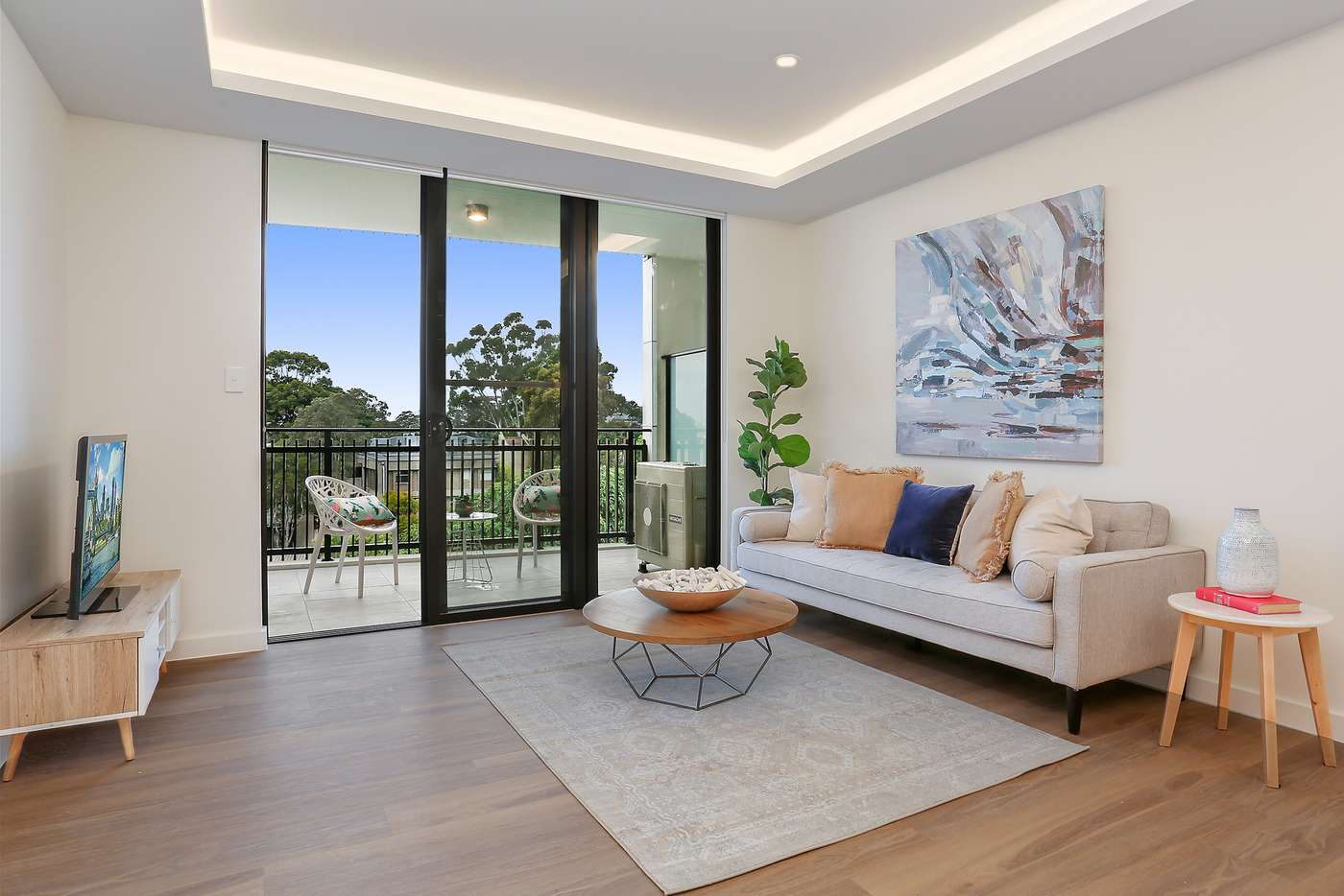 Main view of Homely apartment listing, 404/2 Murrell Street, Ashfield NSW 2131