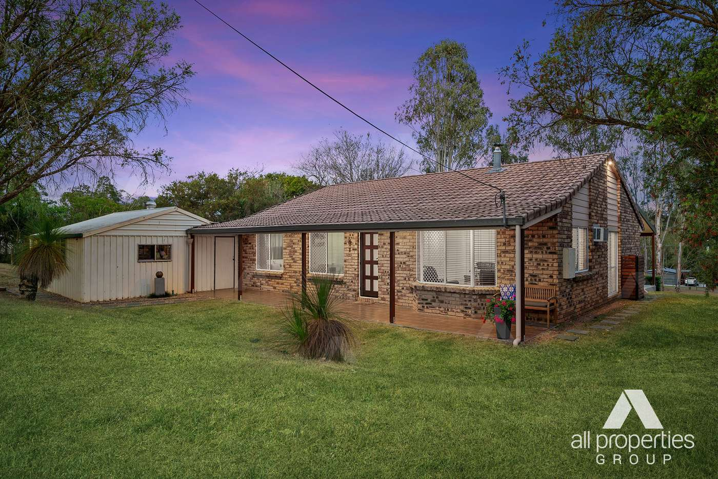 Main view of Homely house listing, 259 Cedar Grove Road, Cedar Grove QLD 4285