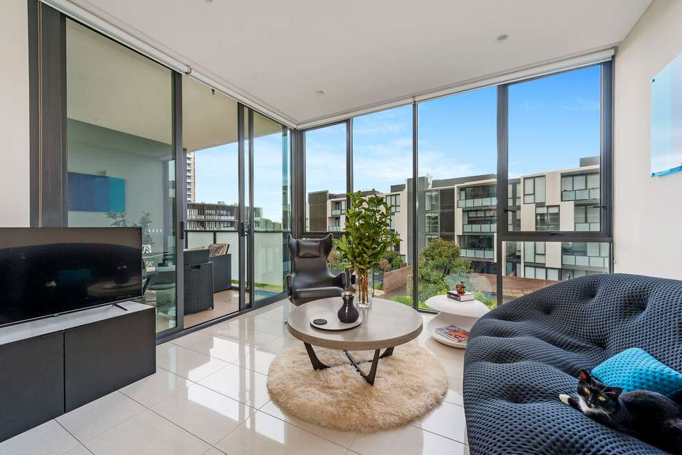 Second view of Homely apartment listing, 808/2 Defries Avenue, Zetland NSW 2017