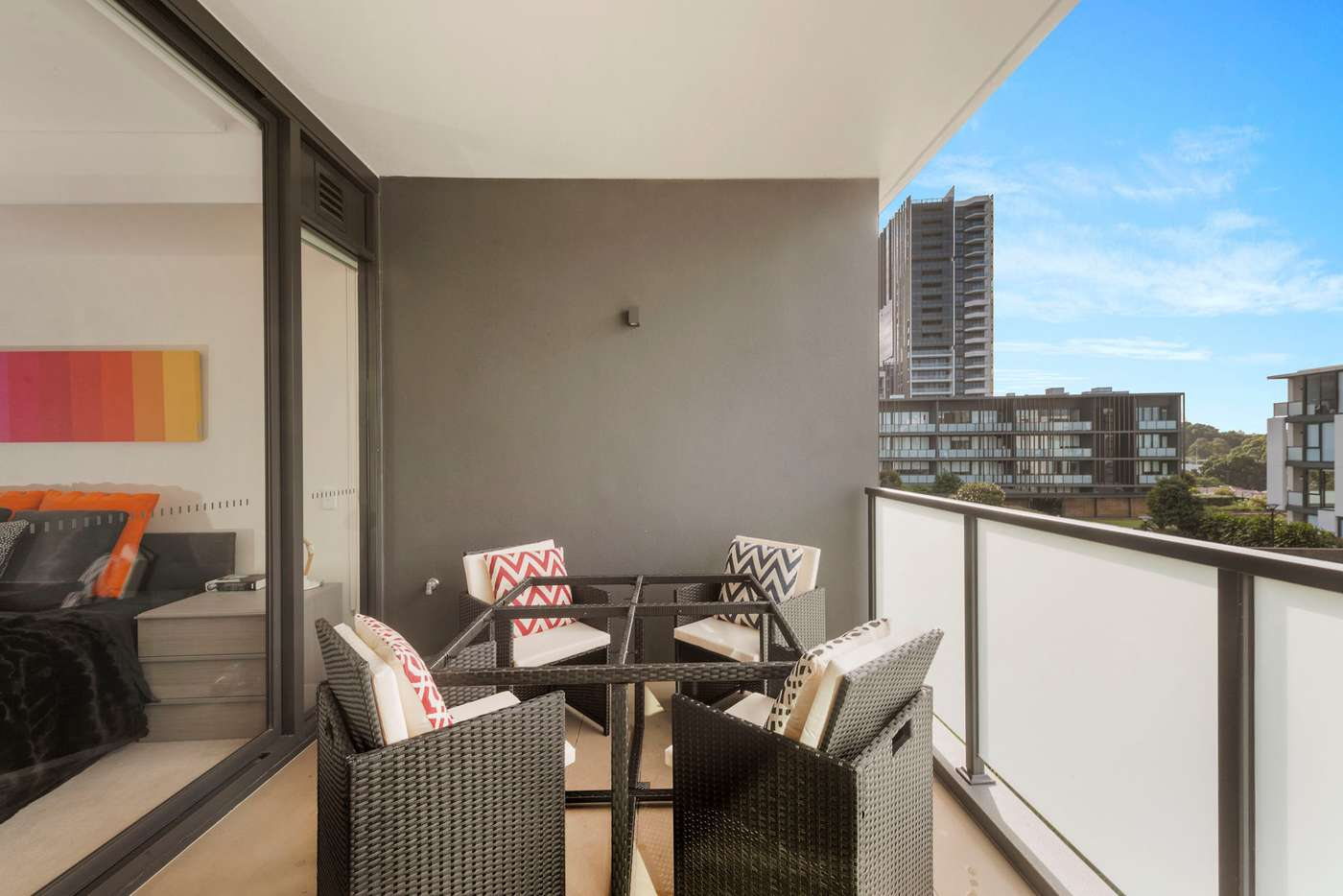 Fifth view of Homely apartment listing, 808/2 Defries Avenue, Zetland NSW 2017