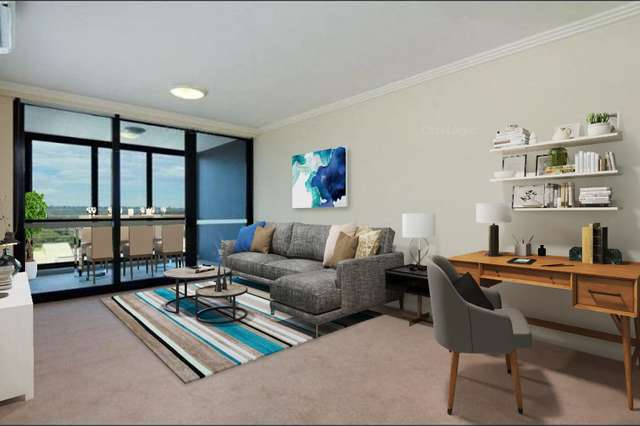 905/4 Footbridge Boulevard, Wentworth Point NSW 2127