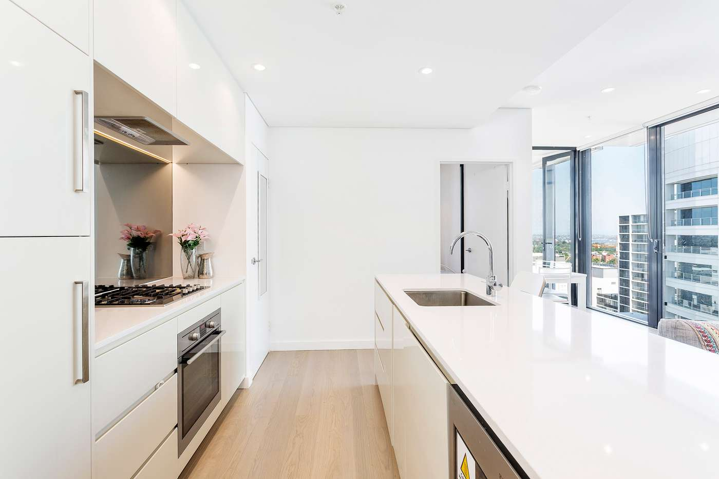 Main view of Homely apartment listing, 1703/10 Atchison Street, St Leonards NSW 2065