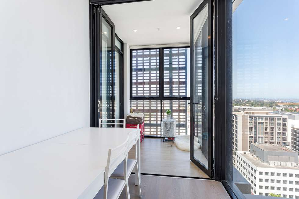 Second view of Homely apartment listing, 1703/10 Atchison Street, St Leonards NSW 2065