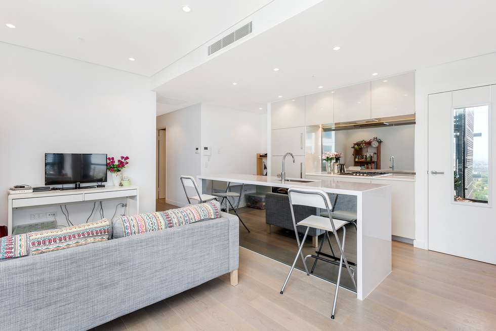 Third view of Homely apartment listing, 1703/10 Atchison Street, St Leonards NSW 2065