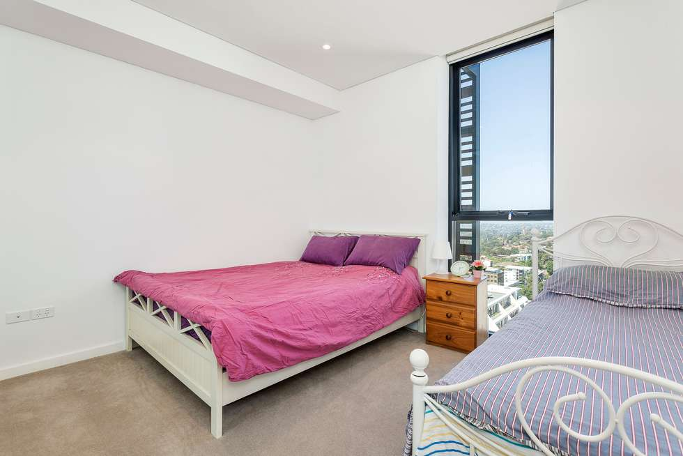 Fifth view of Homely apartment listing, 1703/10 Atchison Street, St Leonards NSW 2065
