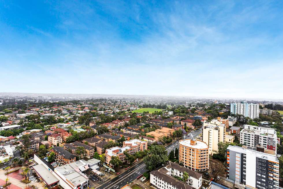 Third view of Homely apartment listing, 2601/88 Church Street, Parramatta NSW 2150