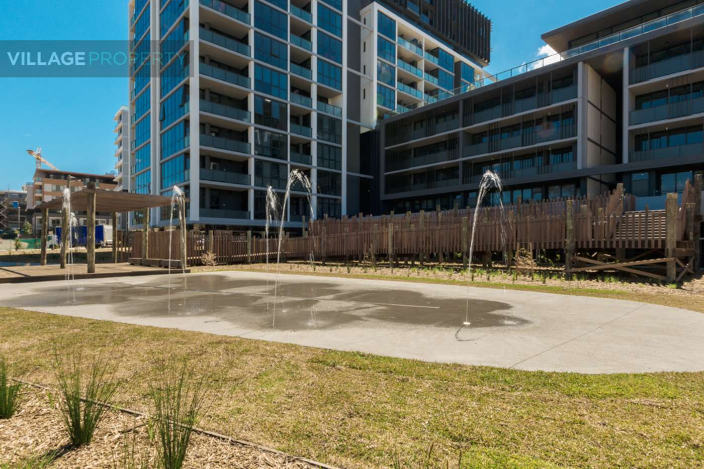 Sixth view of Homely apartment listing, F323/1 Broughton Street, Parramatta NSW 2150