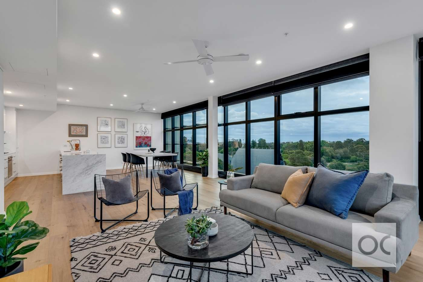 Main view of Homely apartment listing, 701/1 King William Street, Kent Town SA 5067