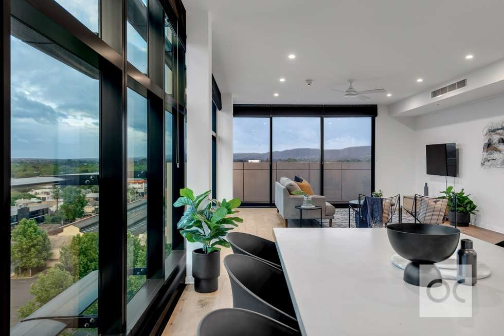 Third view of Homely apartment listing, 701/1 King William Street, Kent Town SA 5067