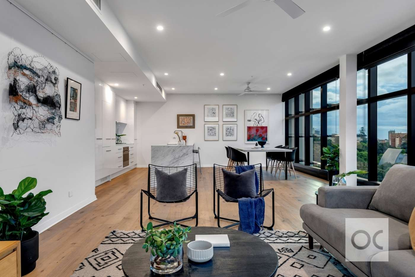 Fifth view of Homely apartment listing, 701/1 King William Street, Kent Town SA 5067
