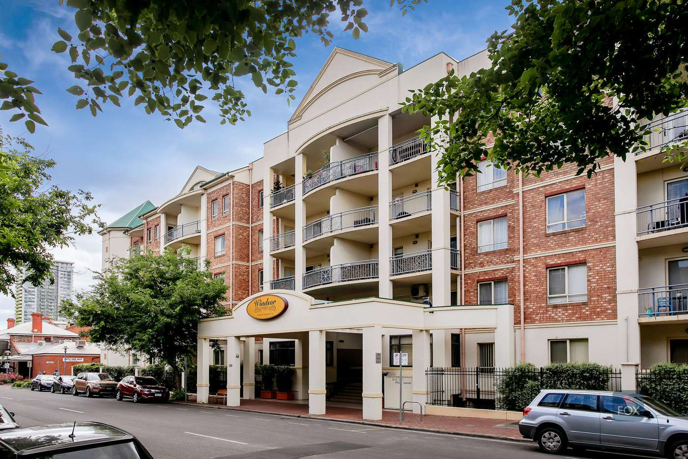 Main view of Homely apartment listing, 1B/188 Carrington Street, Adelaide SA 5000