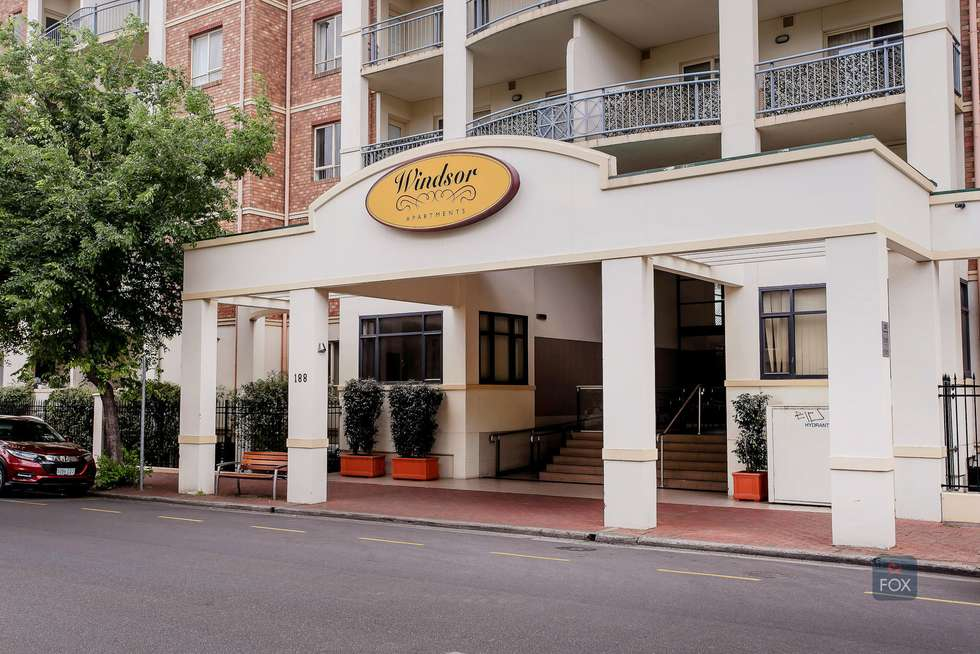 Second view of Homely apartment listing, 1B/188 Carrington Street, Adelaide SA 5000