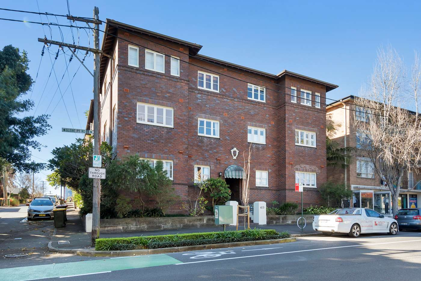 Main view of Homely unit listing, 4/413 Glebe Point Road, Glebe NSW 2037