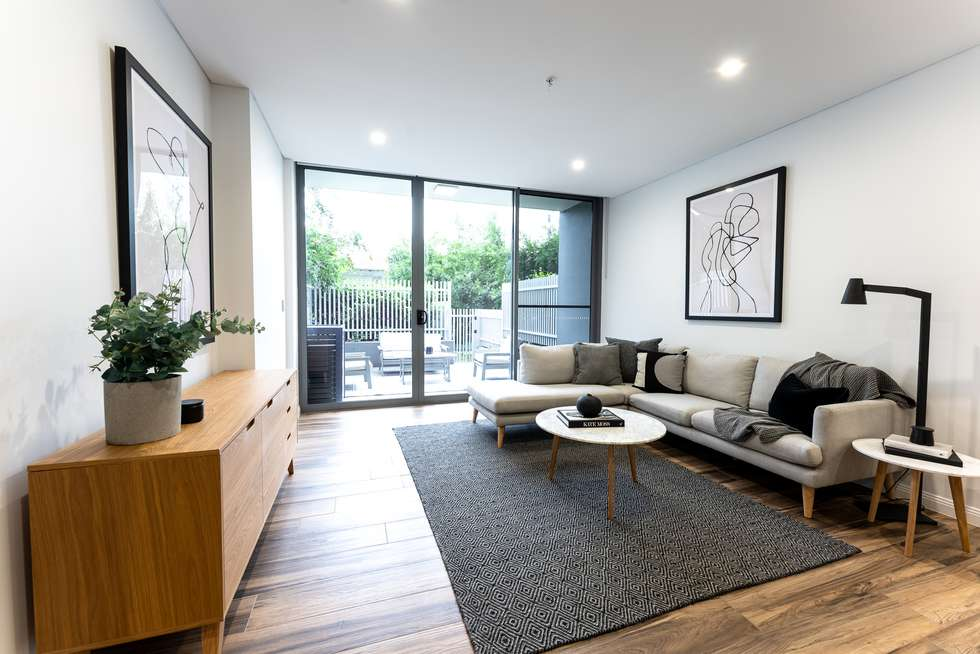 Second view of Homely apartment listing, 156/92 Epsom Road, Zetland NSW 2017