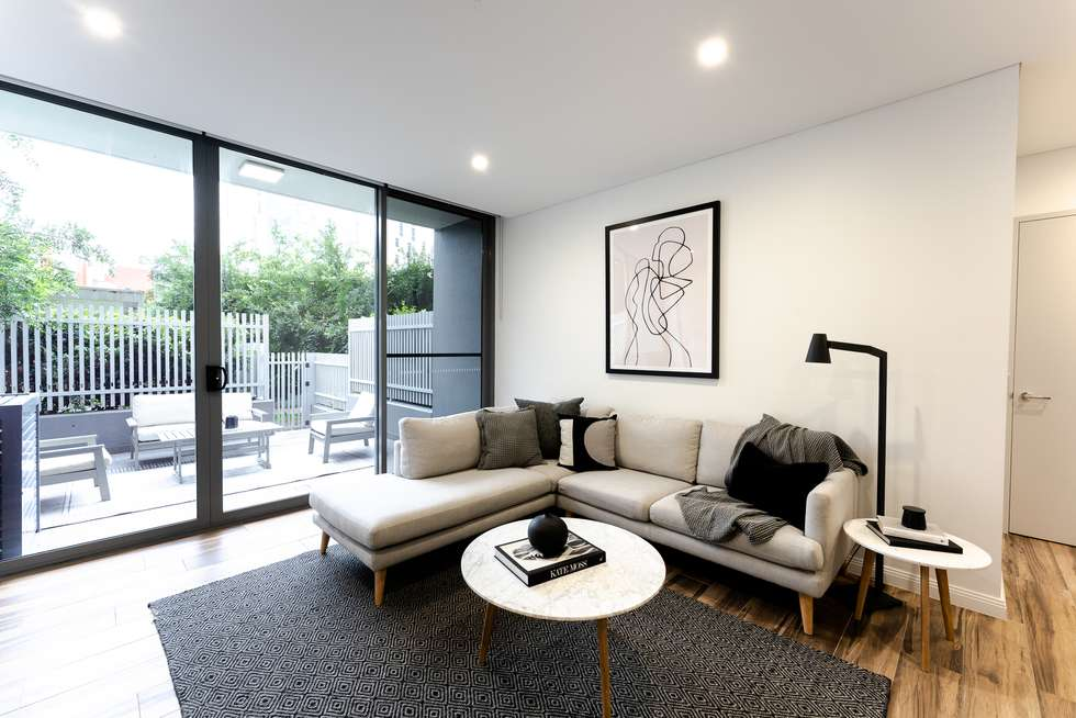 Third view of Homely apartment listing, 156/92 Epsom Road, Zetland NSW 2017