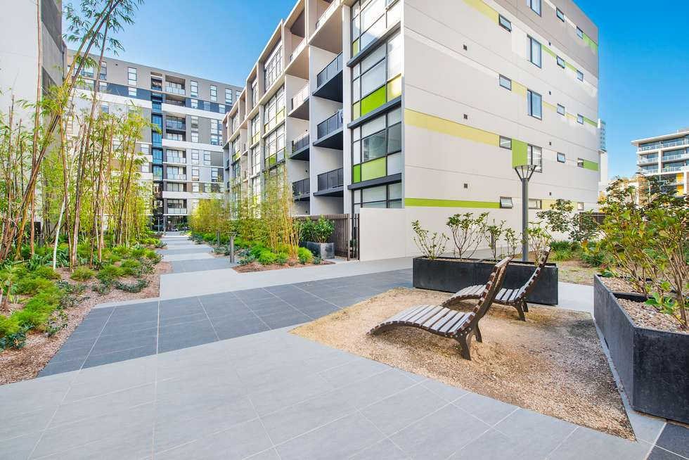Third view of Homely apartment listing, 1105/3 George Julius Avenue, Zetland NSW 2017
