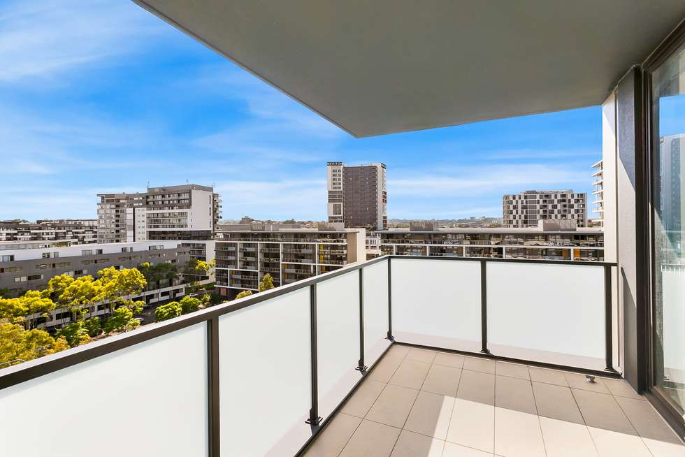 Fourth view of Homely apartment listing, 1105/3 George Julius Avenue, Zetland NSW 2017