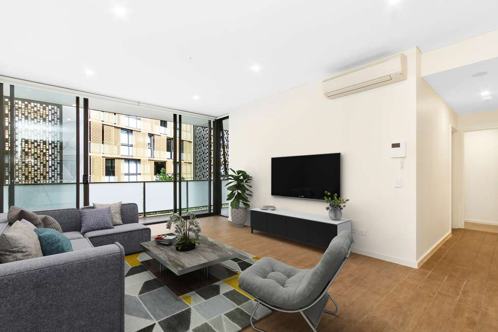 Second view of Homely apartment listing, A206/1 Burroway Road, Wentworth Point NSW 2127
