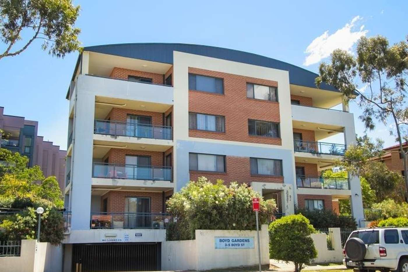 Main view of Homely apartment listing, 21/3-5 Boyd Street, Blacktown NSW 2148