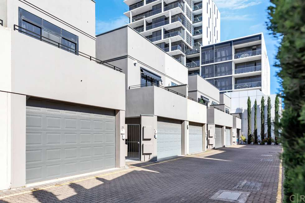Fourth view of Homely townhouse listing, 26/211 Gilles Street, Adelaide SA 5000