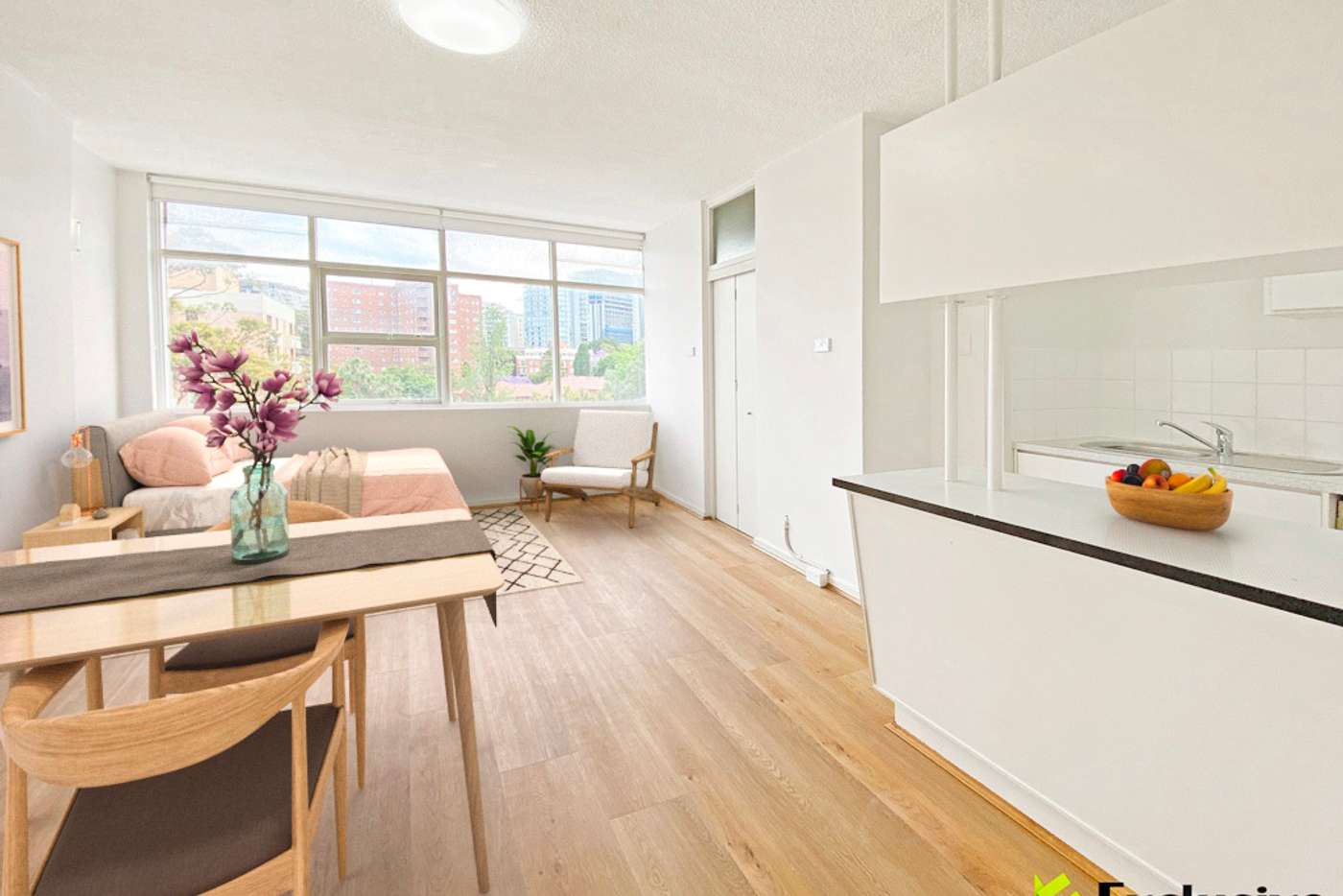 Main view of Homely studio listing, 53/52 High Street, North Sydney NSW 2060