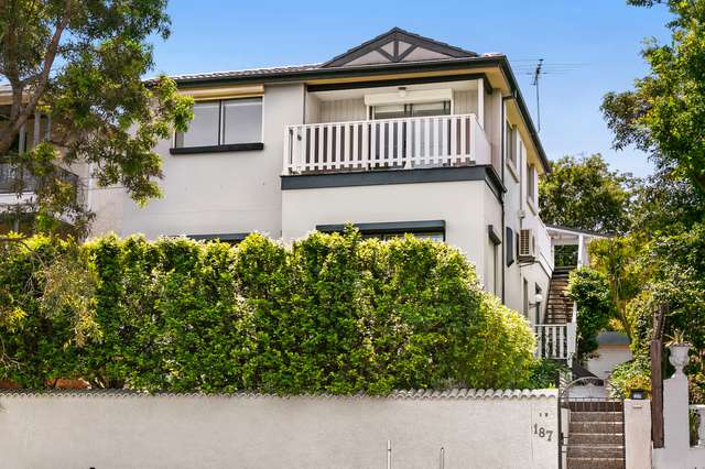 1/187 Stanmore Road, Stanmore NSW 2048