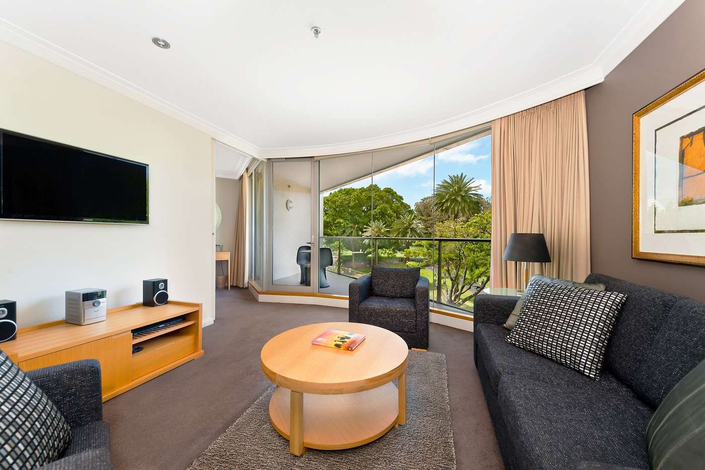Main view of Homely apartment listing, 613/61 Macquarie Street, Sydney NSW 2000