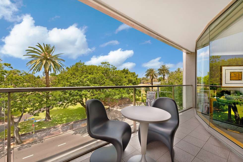 Second view of Homely apartment listing, 613/61 Macquarie Street, Sydney NSW 2000