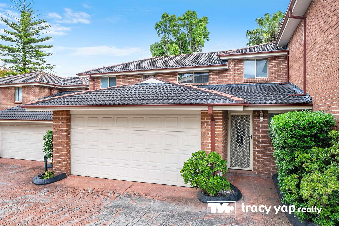 Main view of Homely townhouse listing, 4/1 Vista Street, Oatlands NSW 2117