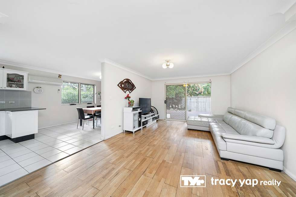 Second view of Homely townhouse listing, 4/1 Vista Street, Oatlands NSW 2117