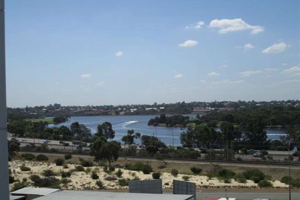 Second view of Homely apartment listing, 607/96 Bow River Crescent, Burswood WA 6100