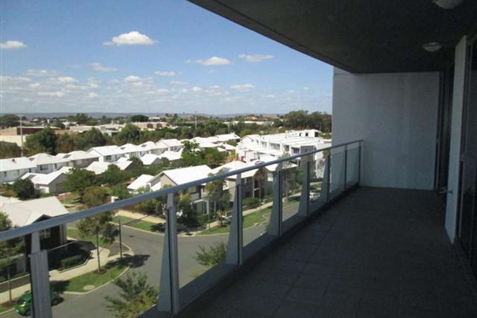 Third view of Homely apartment listing, 607/96 Bow River Crescent, Burswood WA 6100