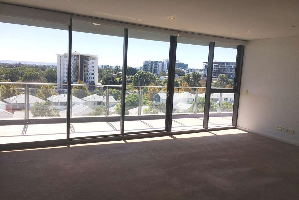 Fourth view of Homely apartment listing, 607/96 Bow River Crescent, Burswood WA 6100