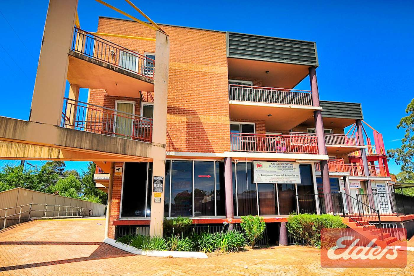 Main view of Homely unit listing, 21/12-16 Toongabbie Road, Toongabbie NSW 2146