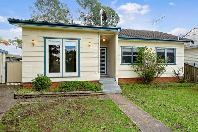 39 Matthew Crescent, Blacktown NSW 2148