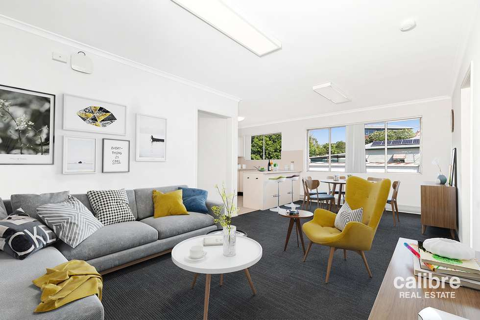 Second view of Homely apartment listing, 1/147 Musgrave Road, Red Hill QLD 4059