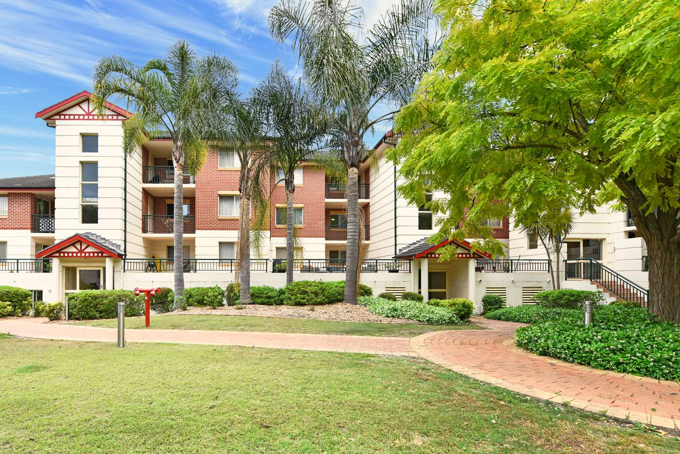 Main view of Homely apartment listing, 61/23 George Street, North Strathfield NSW 2137