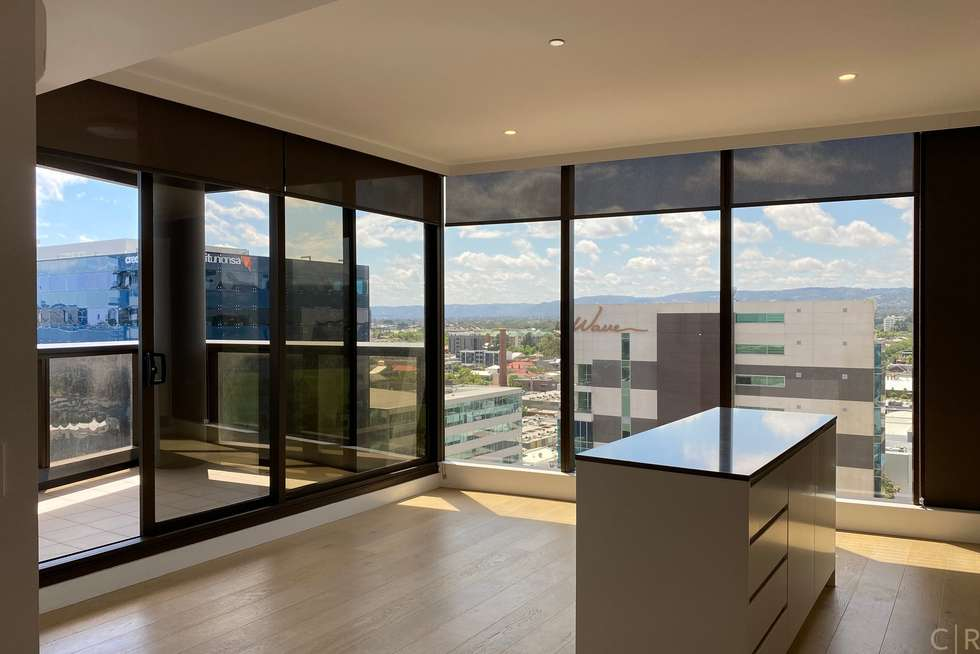 Second view of Homely apartment listing, 1206/421 King William Street, Adelaide SA 5000