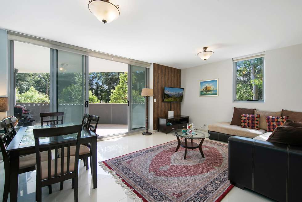 Second view of Homely apartment listing, 11/2-4 Newhaven Place, St Ives NSW 2075