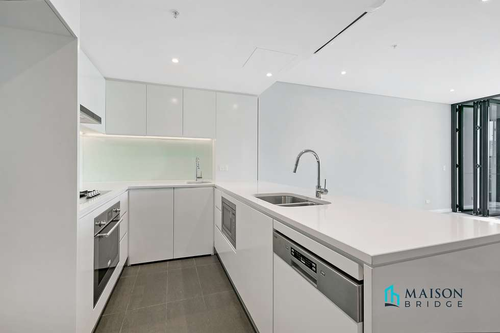 Second view of Homely apartment listing, 907/2 Waterways Street, Wentworth Point NSW 2127