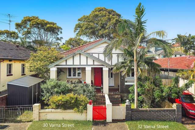 30 & 32 Varna Street, Waverley NSW 2024