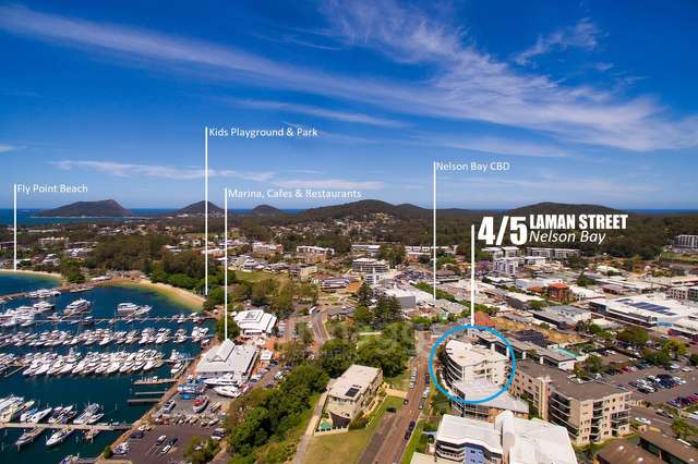 4/5 Laman Street, Nelson Bay NSW 2315