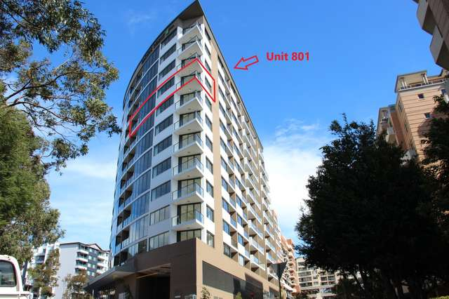 801/135-137 Pacific Highway, Hornsby NSW 2077
