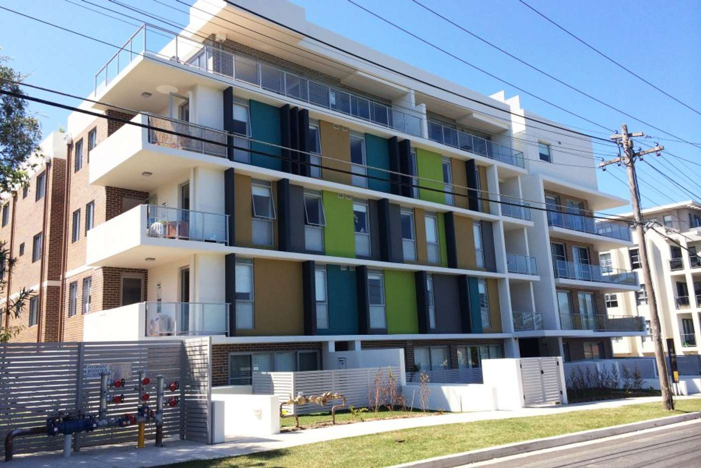 Main view of Homely apartment listing, 19/41-45 Mindarie Street, Lane Cove North NSW 2066