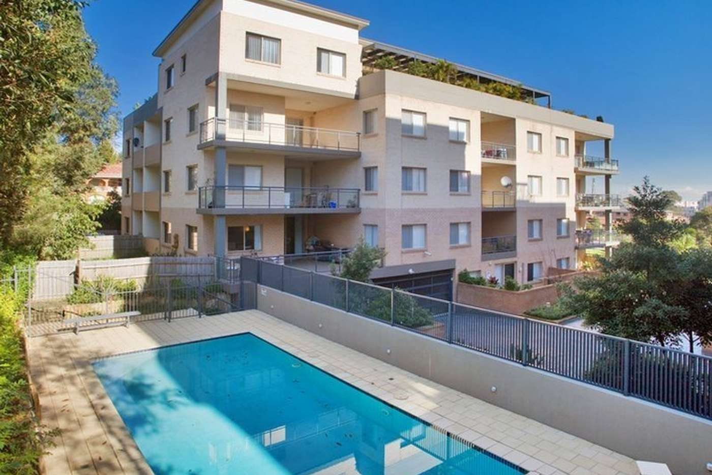 Main view of Homely apartment listing, 25/1-7 Young Road, Carlingford NSW 2118
