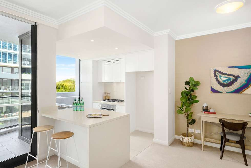 Second view of Homely apartment listing, 502/51-53 Hill Road, Wentworth Point NSW 2127