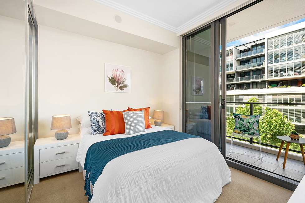 Third view of Homely apartment listing, 502/51-53 Hill Road, Wentworth Point NSW 2127