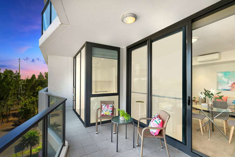 Fourth view of Homely apartment listing, 502/51-53 Hill Road, Wentworth Point NSW 2127